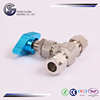 GS M03 Tube Needle Valve Stainless