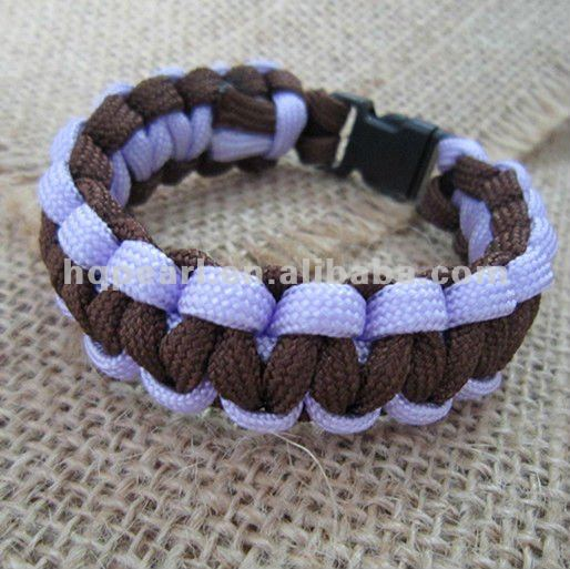 wholesale survival paracord bracelet, fashion accessories bracelet