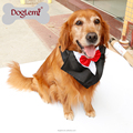Pet accessories China soft polyester dog bandana scarf party Holloween pet Dress-up clothes