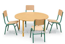 High Quality children kids table chair with desk and chair for school furniture