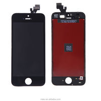 New LCD DISPLAY FOR iPhone 5 5G LCD Touch Screen Glass Digitizer Assembly with Tools Black