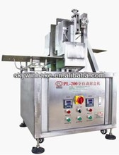 Ajustable PL-200 Automatic Paper Box Sealing Machine for stick biscuit