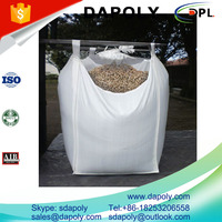 1.5 ton PP heavy duty bulk bag for bulk plastic pellets