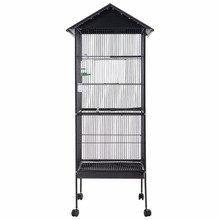 durable hot sale powder coated wire mesh large outdoor bird cage