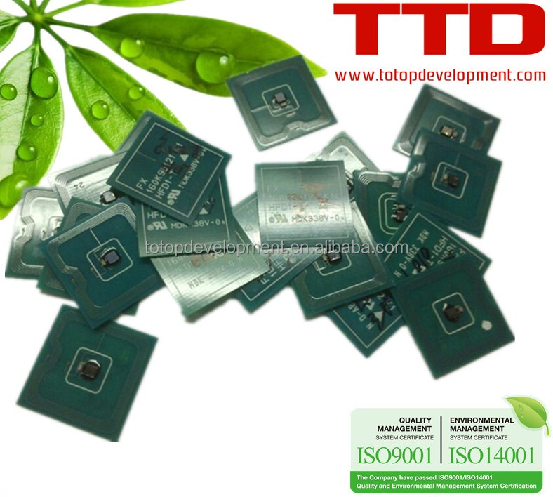 TTD Toner Chip 006R01379 006R01380 006R01381 for Xerox Color C75 J75 Printer Chip