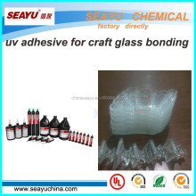 uv 3320- uv glass clear glue