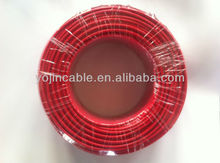 red color 2.5mm2 insulted pure copper wire price