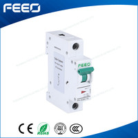 High Quality MCB Single Phase DC 12V Automatic Mini Circuit Breaker