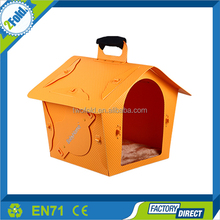 OEM Size Waterproof Dog Kennel Outdoor Indoor Winter House