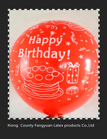 12inch China best high quality balloon factory helium balloon latex balloon