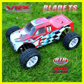 Free shipped Brushed 1/10th scale RC model Car
