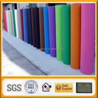 100% pp spunbond colorful non woven fabric for agriculture,home textile