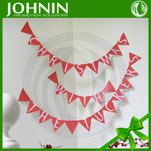 top quality DIY decoration word cup pennants bunting kits