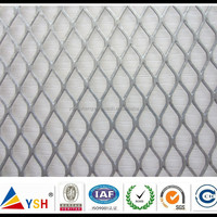 China Factory Aluminum Expanded Metal Fence