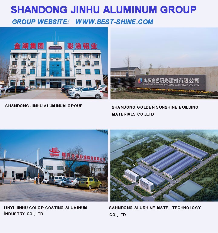 JINHU colorful stone coated metal tiles roof shingles manufacturer