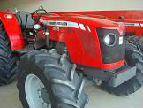 MASSEY FERGUSON TRACTORS MF-455X - 100 HP - 4WD IMPORTED