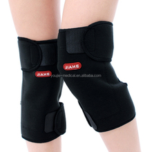 Sports knee protection long knee bandage magnetic knee strap