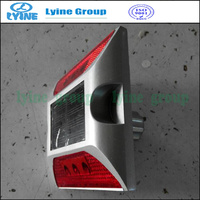 IP68 high flashing reflective solar intelligent road stud off road