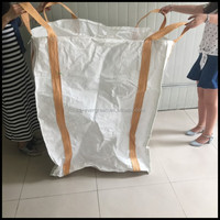 High Quality China PP Polypropylene Jumbo Bags 1 Ton Jumbo Bag Plastic Jumbo Bag