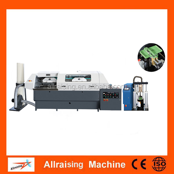 PUR glue binding machine for photo album , book , magazine