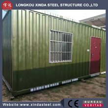 prefab homes ghana CE and ISO certification prefab shipping container house