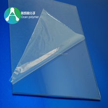 building material thick tansparent plastic pvc sheet film