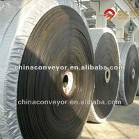 EP300/3 3+2 rubber conveyor belt for B800mm mining pass CE ISO certification