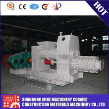 China's most the brick production line hollow clay with hollow block maker
