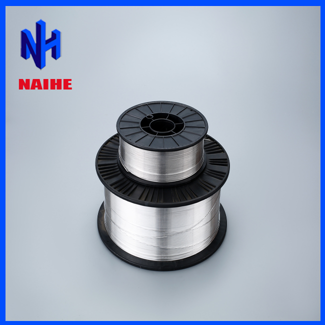 Stock On High Quality Aluminum Er 4043 Mig Welding Wire - Buy ...