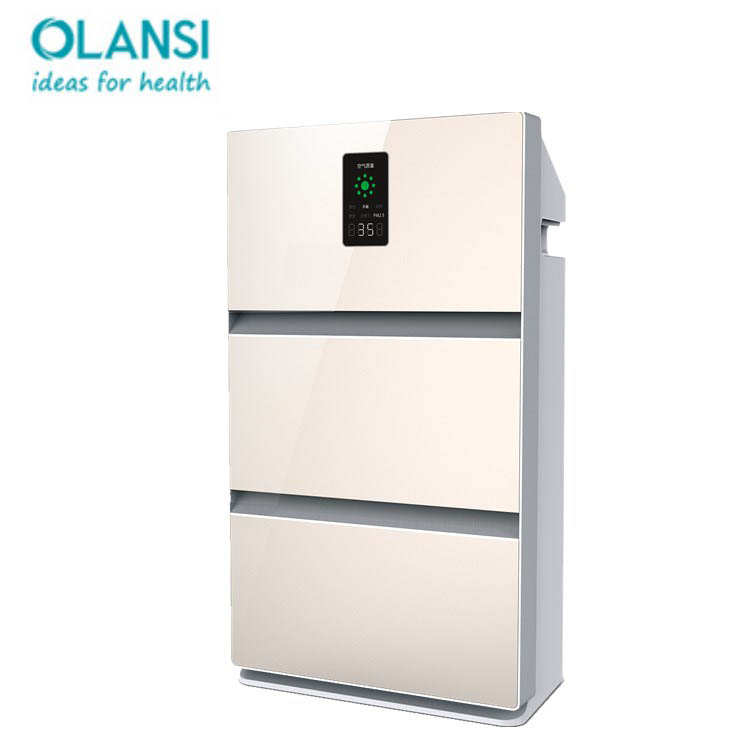 Olansi manufacturer directly the best hepa air purifier