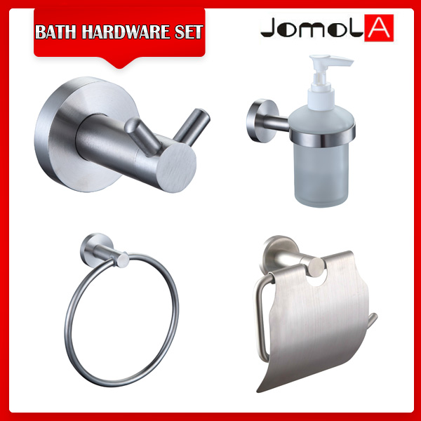 High Quality Metal Modern Bath Hardware Set