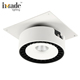 flat round aluminum 12w 4.9inch led surface mounted downlight for norway