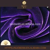 silk satin velvet fabric new style and soft comfortable hand feel