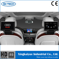 Best 10.1inch car pillow TFT LCD monitor for Rear Seat Entertainment System