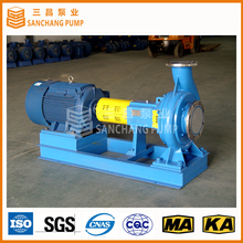 End suction pump / single stage single suction centrifugal pump