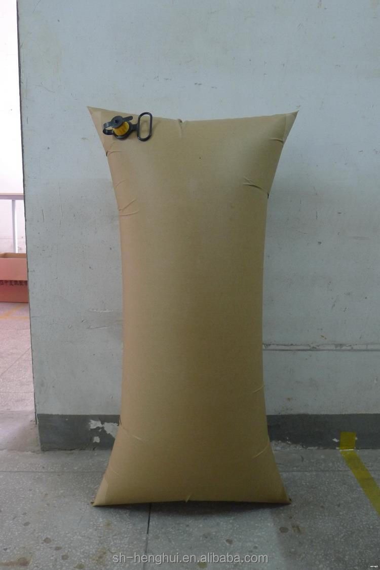 Made in china competitive kraft paper container pillow air bag
