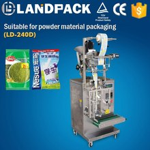 air bag raw sugar bag food vffs packing machine