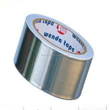 China supplier fty directly sale reinforced aluminum foil tape / fireproof aluminum foil tape