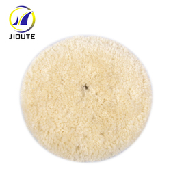3M Real Natrual Lamp Sheepskin Wool Buffing Pad