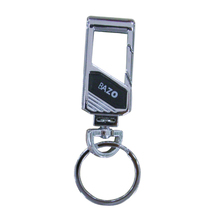 BZ bmw leather keychain