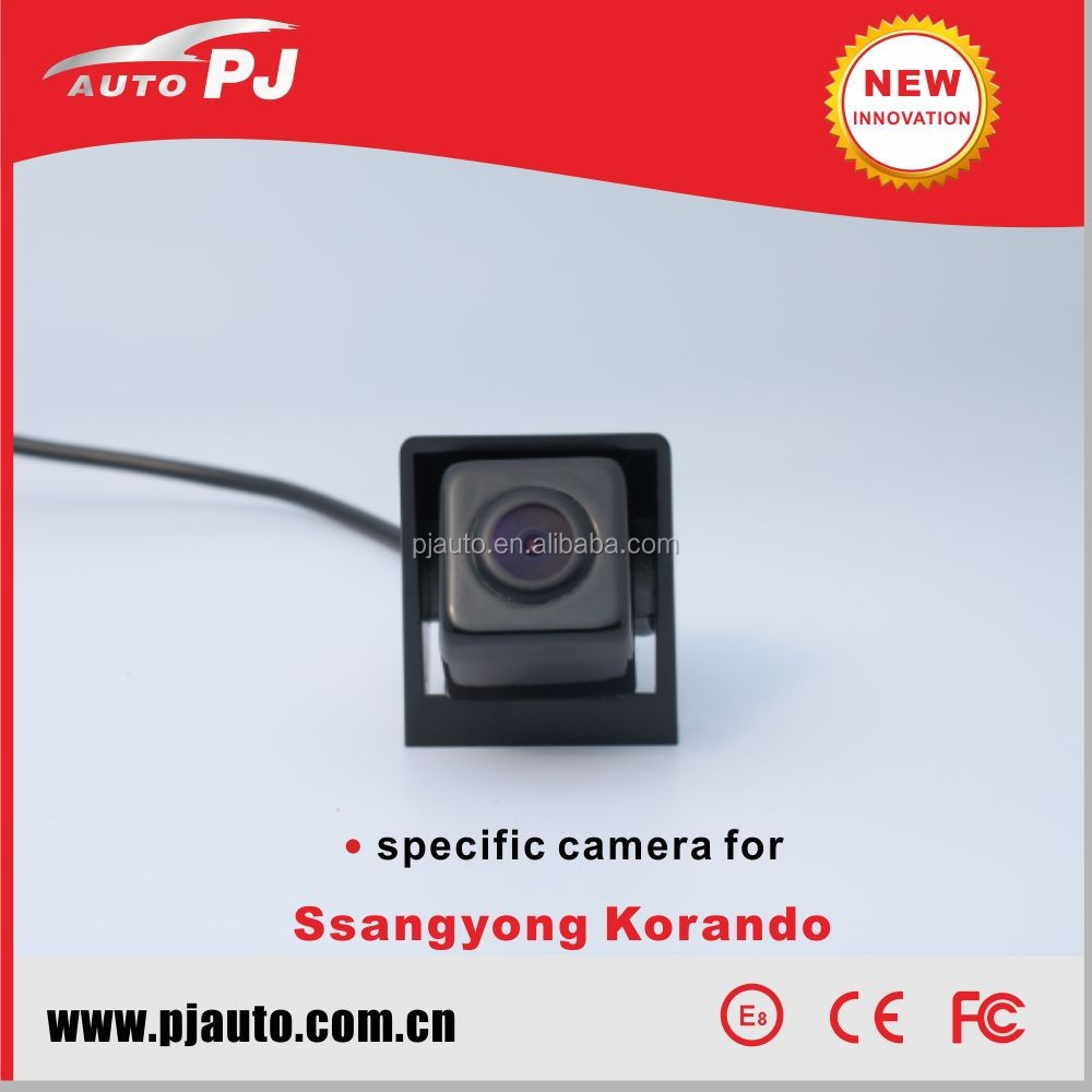 "540TVL Super High Resolution 1/3"" SONY CCD Car Rearview Backup Camera/Reverse Camera System for Ssangyong Korando"