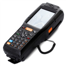 WinCE Rugged PDA with Mobile Printer,RFID,3G,GPRS,Bluetooth,Wifi,Camera