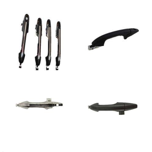 TIIDA C11 Black Inside Handle Assembly Auto Body Parts Right and Left 80671ED90B 80671-ED90B