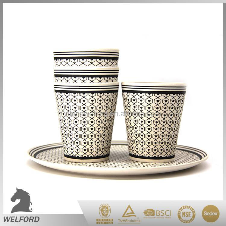 Hot Sale Biodegradable Bamboo Fiber Cup