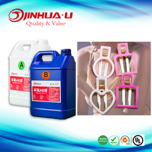 Manufacturer Professional Liquid Transparent 2 Part AB Epoxy Doming Resin Glue