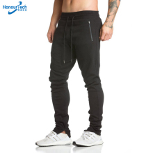 2017 Fashion New Model Sweatpants Cotton Private Label Men Comfortable Jogger Pants