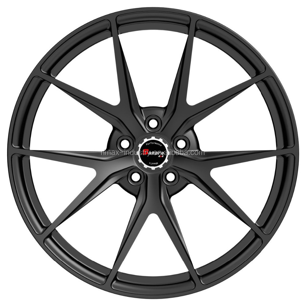 The latest forged replica alloy wheel for car