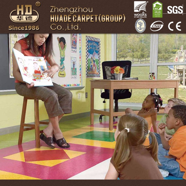 High Quality Most Popular Kindergarten Floor Carpet from Carpet Manufacturer