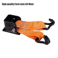 recovery farm jack lift mate/tyre lifter for car sand&mud recovery