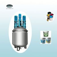 price of alkyd resin reactor machine